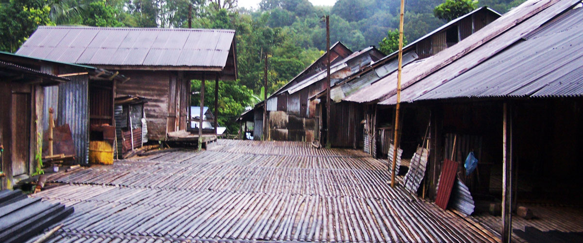 Longhouse Tour Kuching